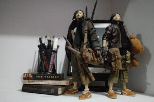 threeA - Shelf Side Story by soundlikemylo