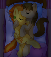 sweet dreams by MintyStitch
