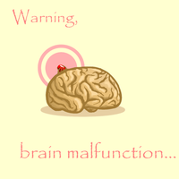 Brain Malfunction by AbsoluteNow