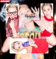Miley Cyrus - Photopack by ForeverYoung320