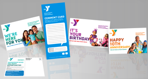 the y post cards and cmnt card by dRoop
