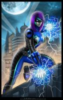 Commission: ION GIRL by johnbecaro
