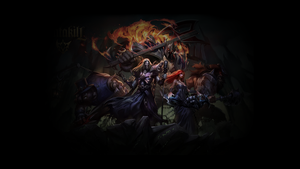 Pentakill Wallpaper 1920 x 1080 by CreateMyIntro