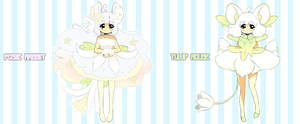 Floral Kemonomimi Adopts(AUCTION*) by Hinausa