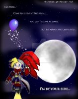 The Moon At Your Side... by StrobelightMaster
