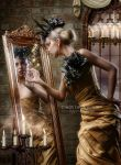 Mirror...mirror... by CindysArt