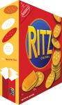 Ritz Cracker Box by LittlestAngelArtist