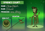 Olive Pearl by Mari-Golds
