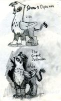 Junuary Edition Gryphons: Volume 2 Page 5 by TheGreekDollmaker
