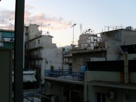 Apartments in Athens by Microequinox