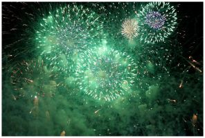 Fireworks XIII by DysfunctionalKid