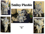 Smiley Plushie 6 Additional Pics by Void-Shark