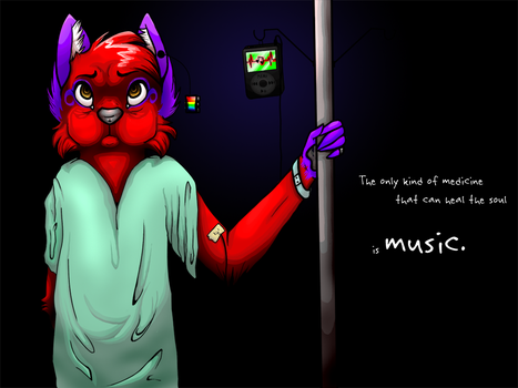 +The Only Kind of Medicine by Rub3h