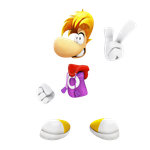 Rayman Render by Nibroc-Rock