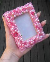 Decoden photo frame by decoland