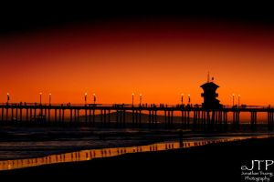 HB Pier Series 2 by LCPhotography