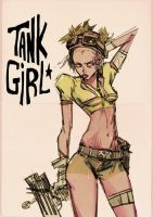 Tank Girl by celor