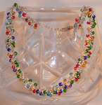 Micro-maille Shaggy Loops Bracelet by Entorien
