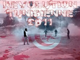 la revolution tunisienne by nisfor