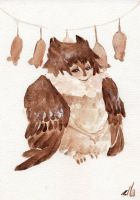 owl-kid by dodostad