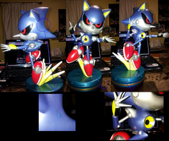 Selling F4F Metal Sonic 15 inches by SEGAMew-Market