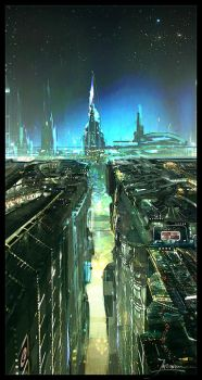 Metropolis 2 by max4ever