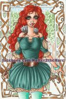 .:Merida:. by Hatter2theHare