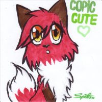 Copic Cute by Feathered-Phantasm