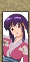 Here Comes Ayeka by DarkRoxima