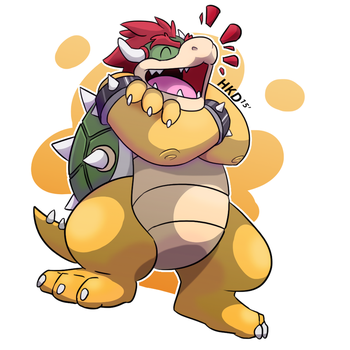 All Hail The King of Koopa by HiKazeDragon