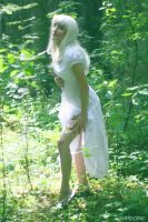Light fairy in the woods 3 by VAMPIdor