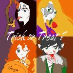 Trick or Treat ? by MugenMusouka