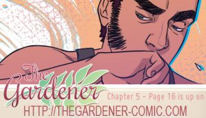 The gardener - Chapter 5 page 16 by Marc-G