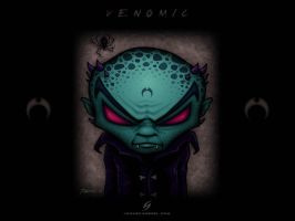 VENOMIC WP by fizzgig