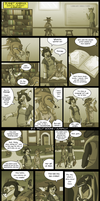 ToH:R4 vs Yomi pages 1-2 by AlfaFilly