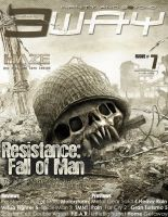 Resistance: Fall of Man Cover by TheAlmightyFace