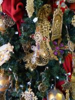 Christmas Tree Closeup by Royce-Barber