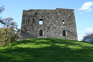 Lydford Gaol by witchfinder-stock