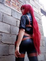 Katarina cosplay TEST - Legue of Legends 2 by MelodyxNya