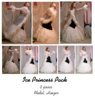 Ice Princess pack by Nekoha-stock