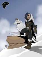 JON SNOW by haruko79