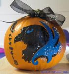 Ravenclaw Hou-- Er, Pumpkin by EagleFlyte