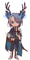 Moon Venia Adoptable Auction (CLOSED) by Kaiet