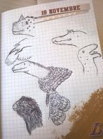Oh look more sketches by Lorenzo-Franzese