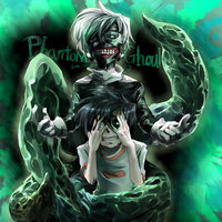 phantom ghoul by ohthree