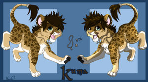 Kuma-quick ref by NarmiCreator
