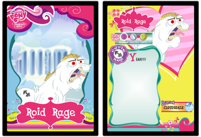 Roid Rage card by Chris3123