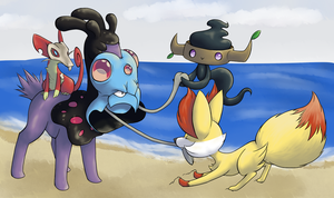 PKMNation August 2014 Week 2 Event by Aetherium-Aeon
