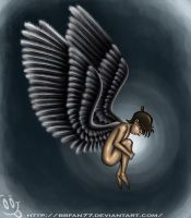 Fallen angel by bbfan77