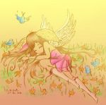 Fallen Fauna Fairy by Princess-Peachie